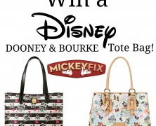 Win a Disney Dooney & Bourke Tote Bag!