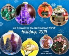 Disney Food Blog Guide to the Holidays 2014 E-book