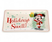 Disney Holidays are Swell Dish