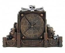 Pirates of the Caribbean Clock