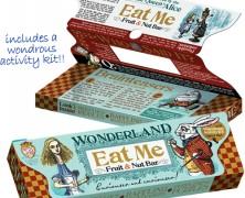 Alice in Wonderland Eat Me Chocolate Bar