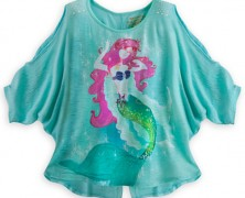 Ariel Top by Disney Couture