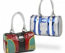 Star Wars Boba Fett or R2D2 Bowler Bag