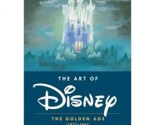 The Art of Disney Postcard Set