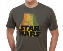 Star Wars Faded Retro Tee