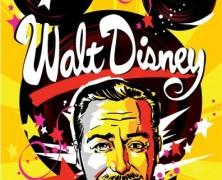 A Brief History of Walt Disney Book