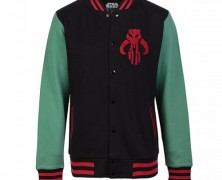 Boba Fett Varsity Letter Jacket