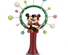 Mickey and Minnie Retro Tree Topper