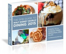 Disney Food Blog Guide to Disney World Dining 2015