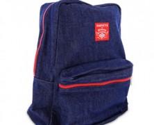 Disney Couture Harveys Denim Backpack