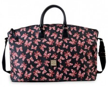 Disney Dooney and Bourke Minnie Mouse Weekender Bag