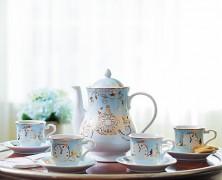 Disney's Cinderella Fine China Tea Set