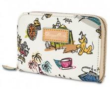 Dooney and Bourke Disneyana Wallet