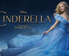 Cinderella Movie Tickets
