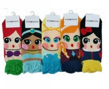 Disney Princess Character Socks
