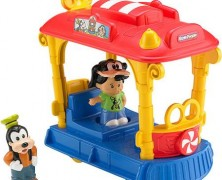 Fisher Price Little People Disney Jolly Trolley