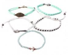 Little Mermaid Bracelet 5 Pack