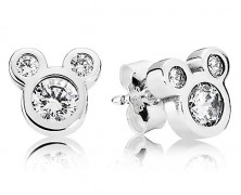 Mickey Mouse Earrings by Pandora