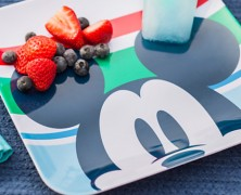 Mickey Mouse Summer Fun Plates