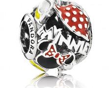 Minnie Mouse Charm Bead by Pandora