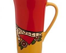 Piglet Latte Mug