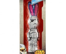 Star Wars Chocolate Stormtrooper Bunny