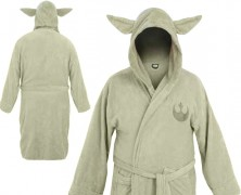 Star Wars Yoda Bath Robe
