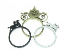 Disney Cinderella Stackable Rings