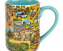Disney Magic Kingdom Mug