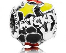 Mickey Mania Charm by Pandora