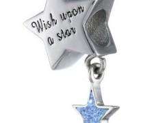 Disney Wish Upon a Star Charm