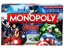 Marvel's Avengers Monopoly