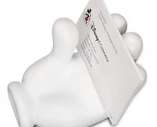 Mickey Mouse Business Card Holder