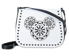 Mickey Mouse Vera Bradley Lasercut Crossbody Bag