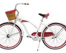 Minnie Mouse Limited Edition Huffy Cruiser Bike