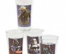 Star Wars Glasses Pack of 4