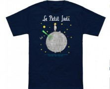 Star Wars Le Petit Jedi Tee