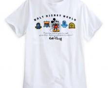 Walt Disney World Embroidered Signature Tee