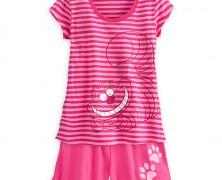 Cheshire Cat Pajama Set for Women