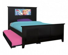 Disney Frozen LED Trundle Bed