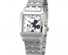 Mickey Mouse Square Men's Watch