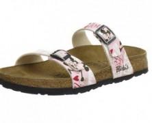 Disney Minnie and Mickey Birki Sandals