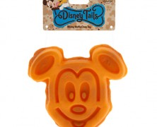 Mickey Waffle Chew Toy for Dogs