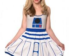 Star Wars R2-D2 Dress