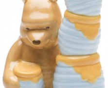 Winnie the Pooh Salt and Pepper Shakers