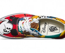 Disney Mickey Mouse Vans Sneakers