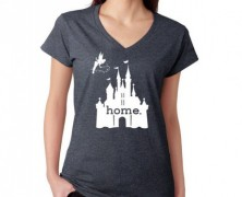 Disney is My Home T-Shirt