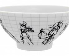 Disney Goofy Sketchbook Bowls – Set of Four
