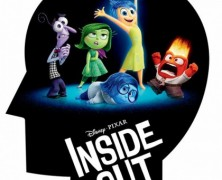 Disney Pixar Inside Out Movie Tickets