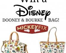 Win a Disney Dooney & Bourke Bag: Part Two!